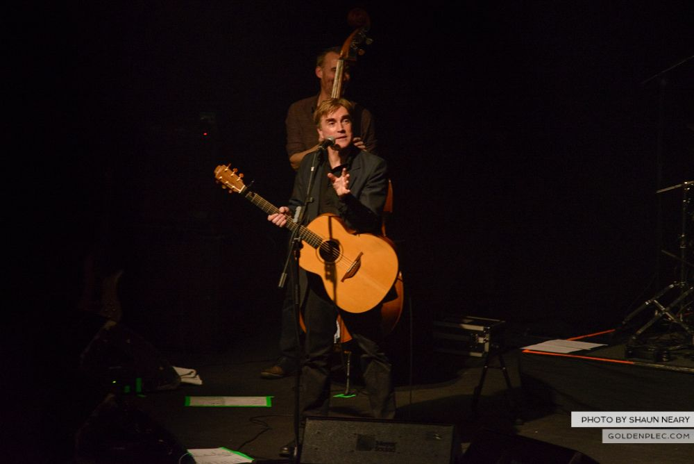 [CONCERT] The 4 Of Us at Vicar Street, Dublin on march 1st 2014-19