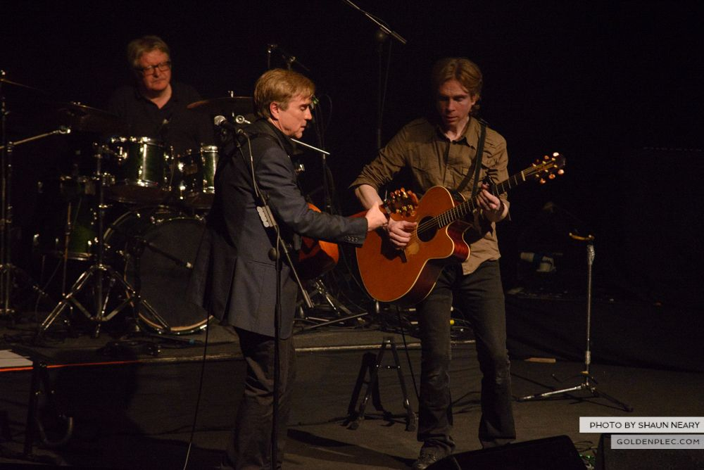 [CONCERT] The 4 Of Us at Vicar Street, Dublin on march 1st 2014-20