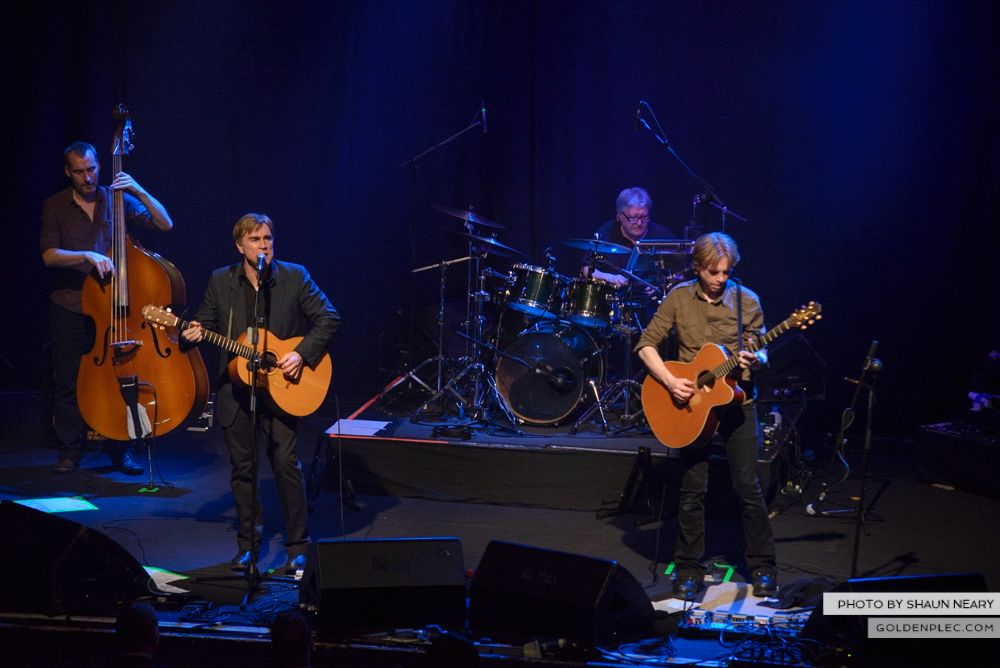 [CONCERT] The 4 Of Us at Vicar Street, Dublin on march 1st 2014-23
