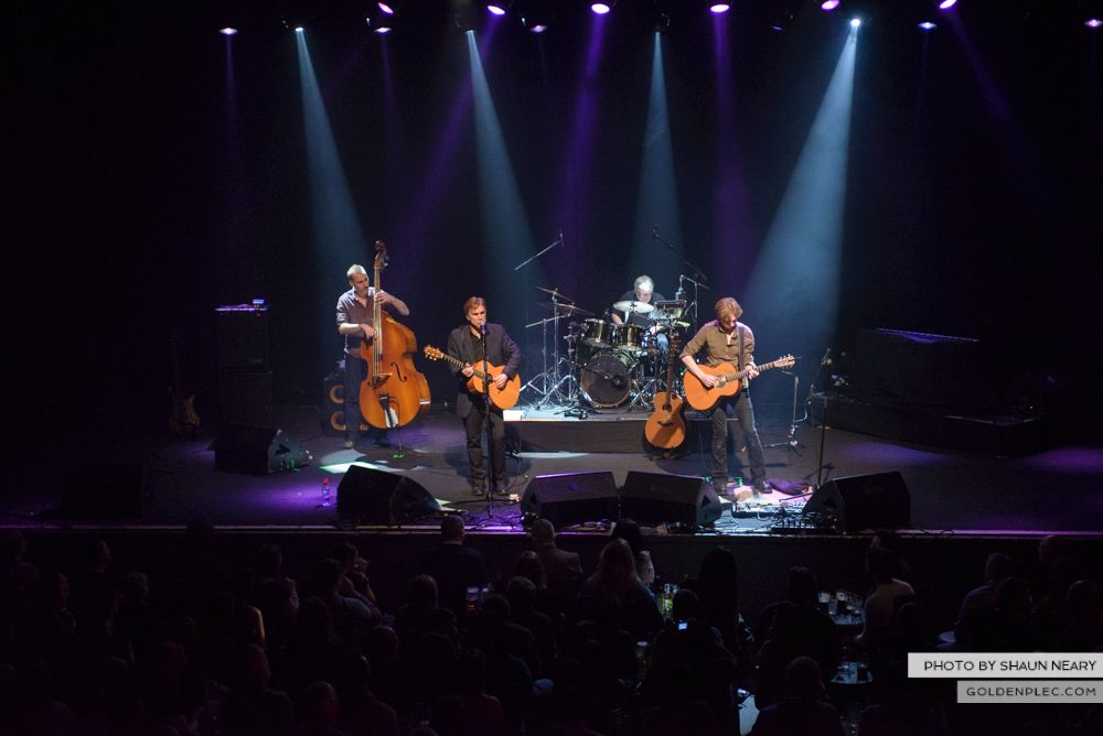 [CONCERT] The 4 Of Us at Vicar Street, Dublin on march 1st 2014-25