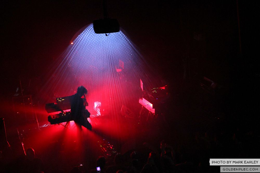DARKSIDE at THE BUTTON FACTORY by MARK EARLEY