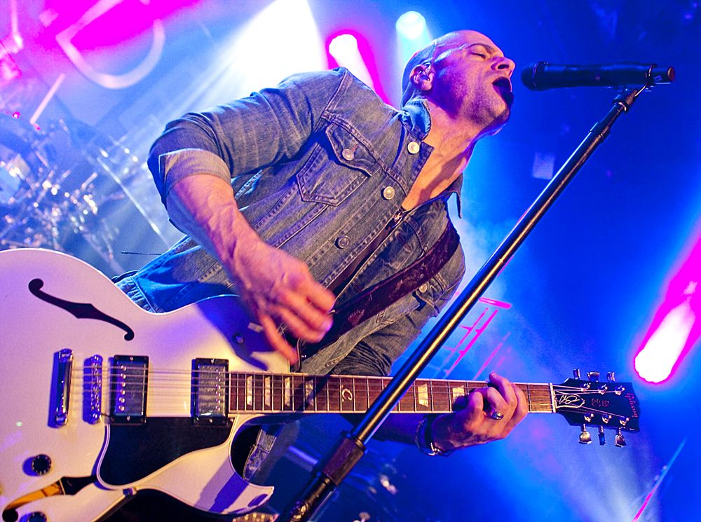 Daughtry at The Academy by Abraham Tarrush (31)