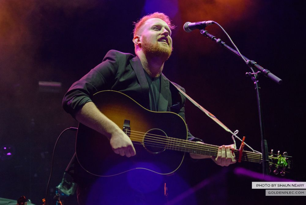 Gavin James at The o2, Dublin on March 16th 2014-4