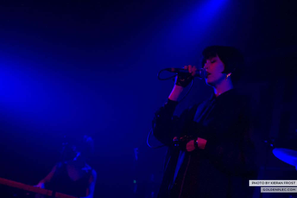The Jezabels at The Button Factory by Kieran Frost