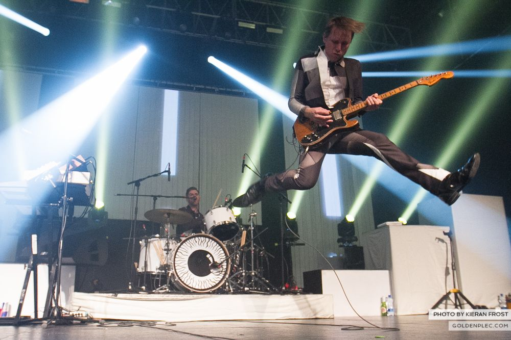 Franz Ferdinand at The Olympia by Kieran Frost