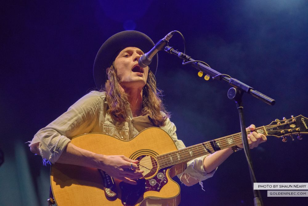 James Bay at The o2, Dublin on March 16th 2014-2
