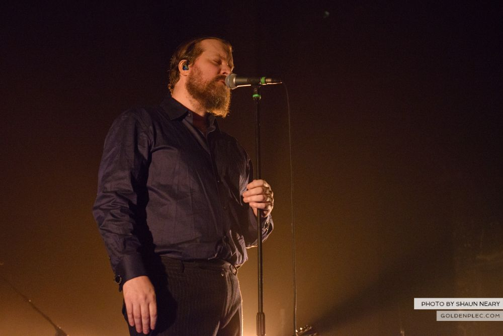 John Grant at The Olympia Theatre, Dublin on March 3rd 2014-05