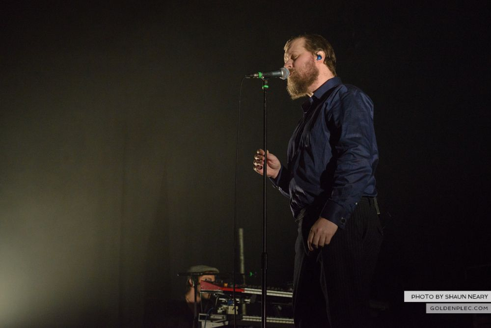 John Grant at The Olympia Theatre, Dublin on March 3rd 2014-11