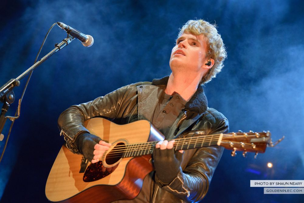 Kodaline at The o2, Dublin on March 16th 2014-15