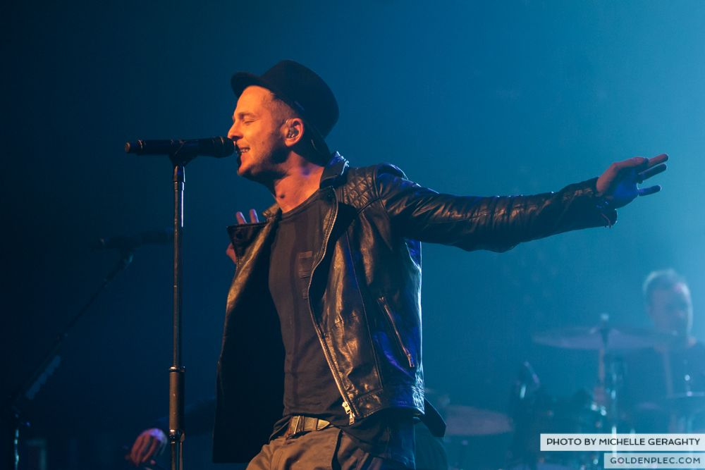 One Republic at the Olympia by Michelle Geraghty-9596