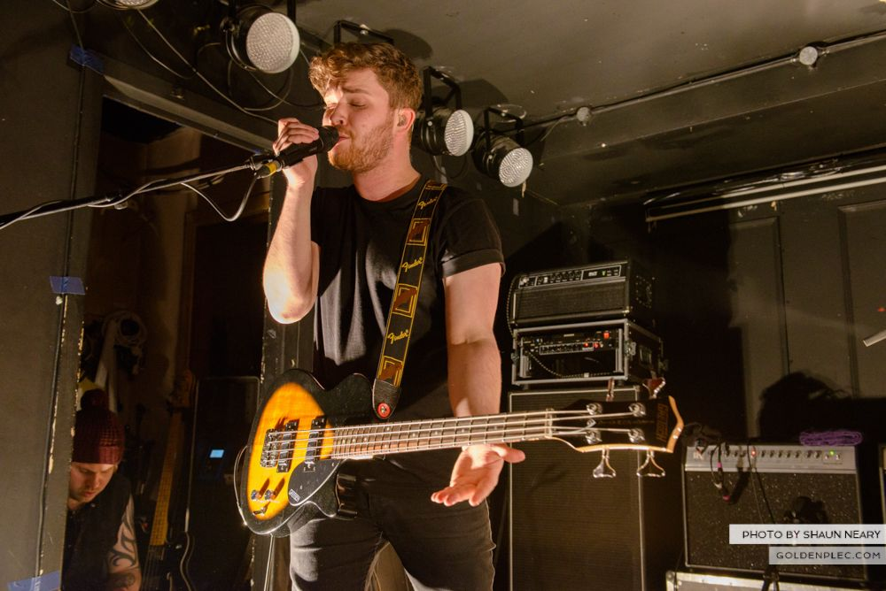 Royal Blood at The Workmans, Dublin on March 30th 2014-01