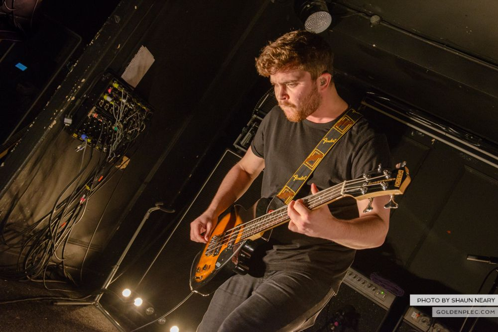 Royal Blood at The Workmans, Dublin on March 30th 2014-08