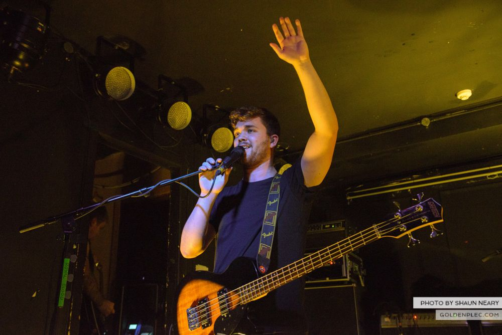 Royal Blood at The Workmans, Dublin on March 30th 2014-13
