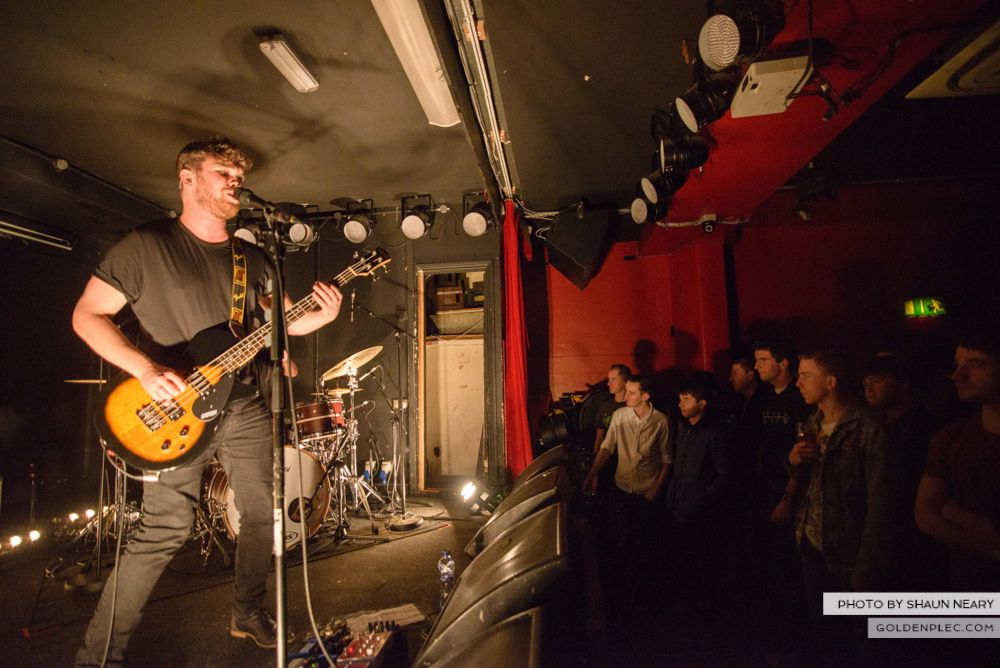 Royal Blood at The Workmans, Dublin on March 30th 2014-17