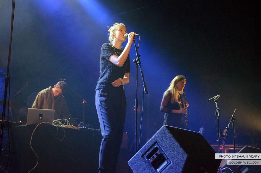 SAMARIS at The Olympia Theatre, Dublin on March 3rd 2014-2