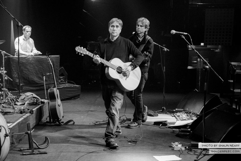 [SOUNDCHECK] The 4 Of Us at Vicar Street, Dublin on March 1st 2014-11