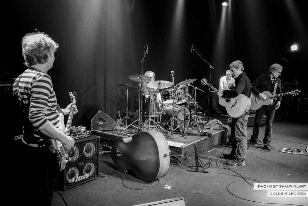 [SOUNDCHECK] The 4 Of Us at Vicar Street, Dublin on March 1st 2014-12