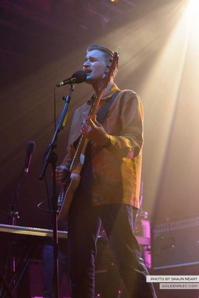 Wild Beasts at The Olympia Theatre, Dublin on March 29th 2014-02