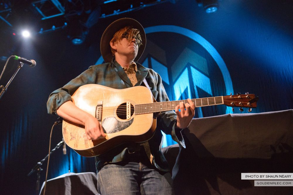 Brett Dennen at Vicar Street, Dublin on April 25th 2014 by Shaun Neary-4