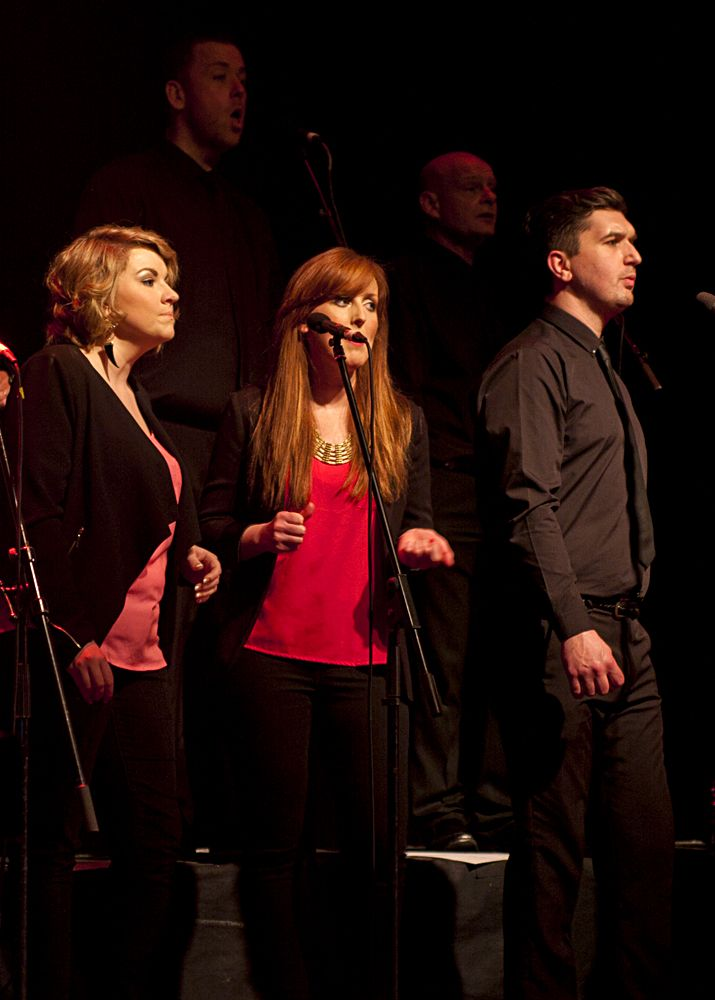 GP – Dublin Gospel Choir – The Button Factory – Abraham Tarrush (13)