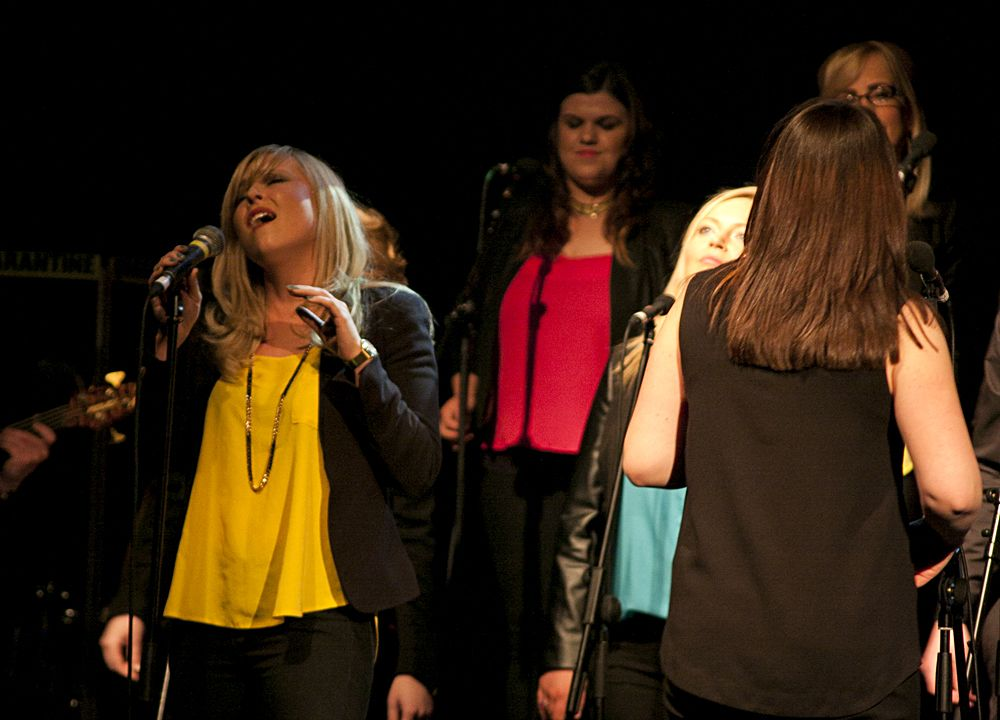 GP – Dublin Gospel Choir – The Button Factory – Abraham Tarrush (3)