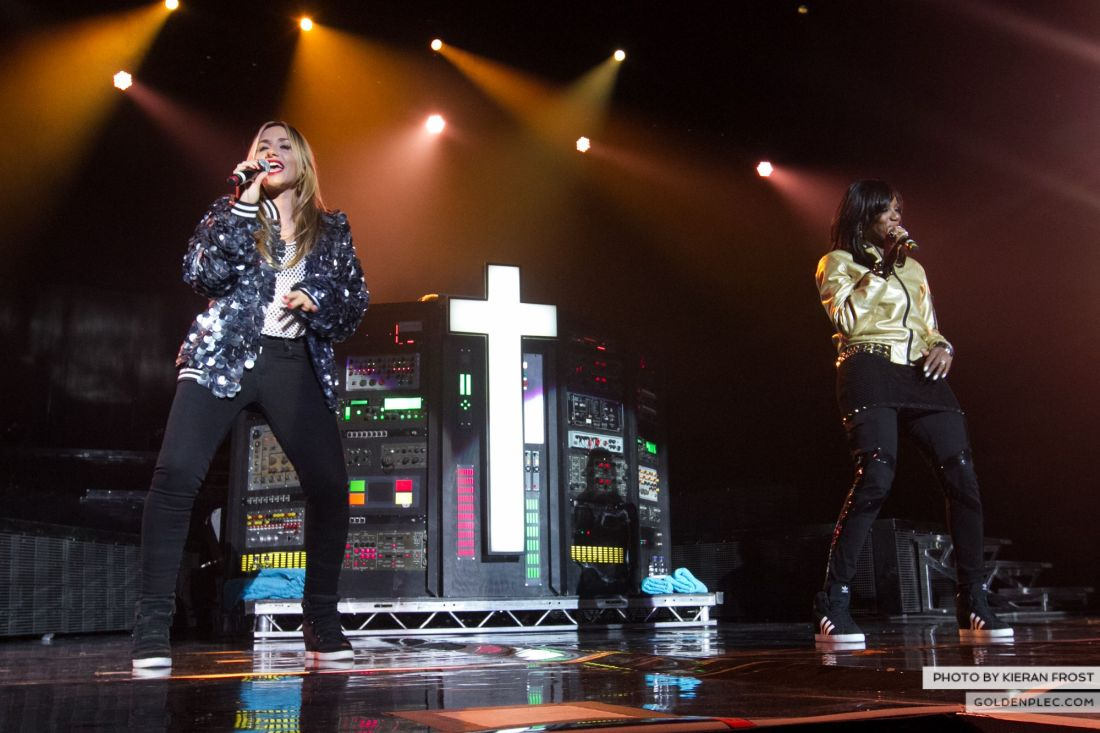 All Saints at The O2 by Kieran Frost