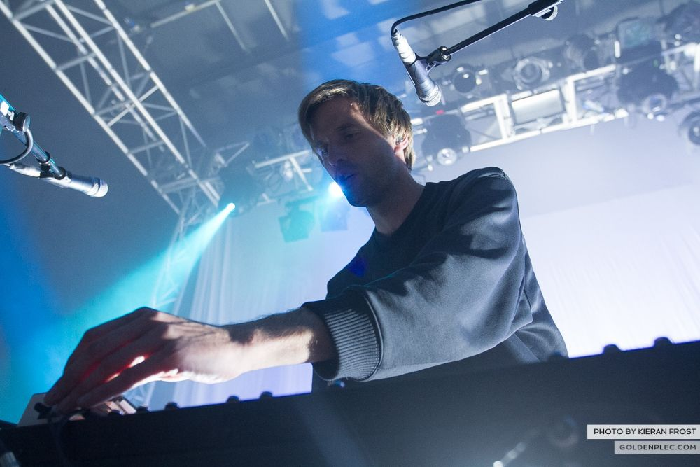 Cut Copy at The Button Factory by Kieran Frost