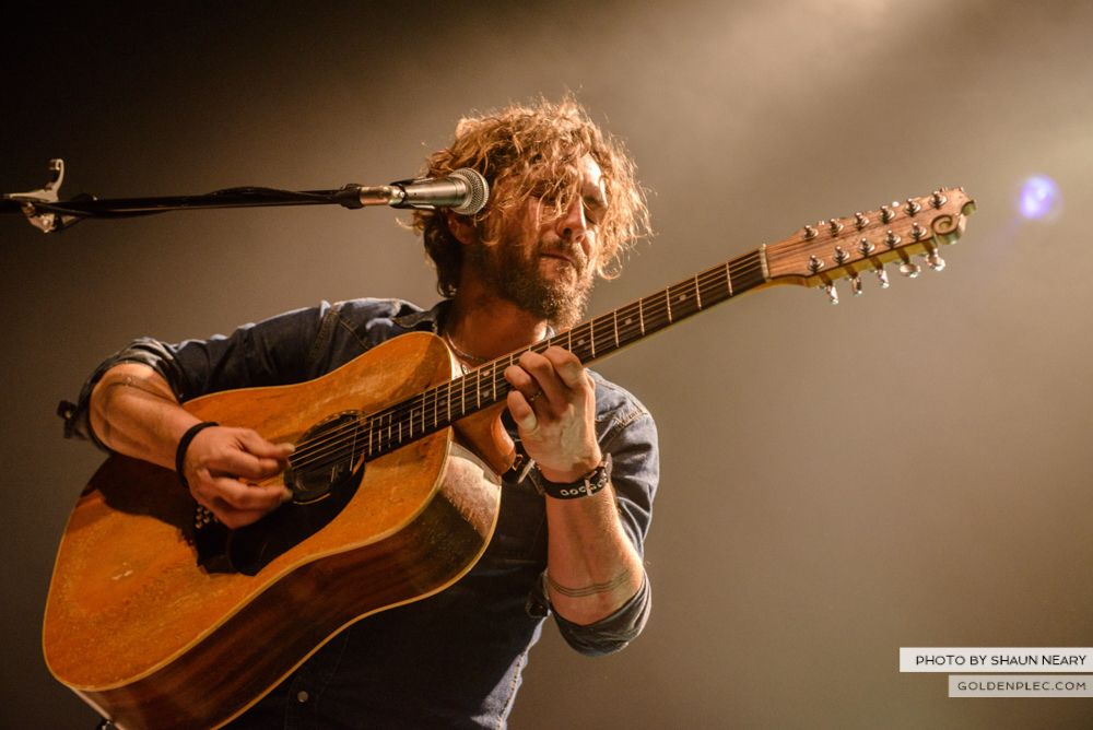 John Butler Trio at Vicar Street, Dublin on April 25th 2014 by Shaun Neary-01