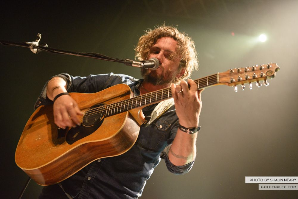 John Butler Trio at Vicar Street, Dublin on April 25th 2014 by Shaun Neary-13