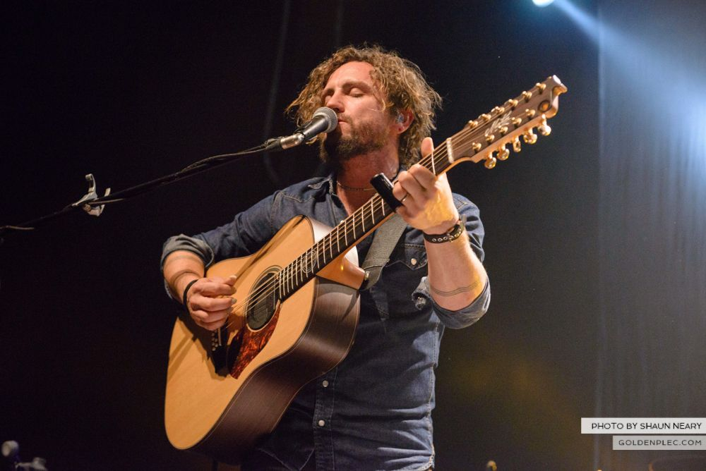 John Butler Trio at Vicar Street, Dublin on April 25th 2014 by Shaun Neary-22