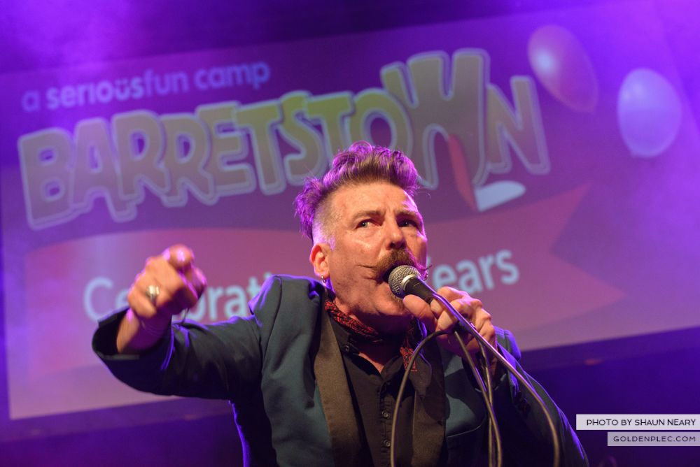 Barretstown Allstars at Barretstown Inspirations, Olympia Theatre, Dublin on May 2nd 2014 by Shaun Neary-15