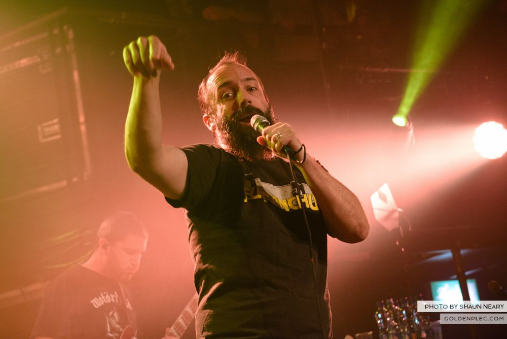 Clutch at The Academy, Dublin on May 9th 2014 by Shaun Neary-09
