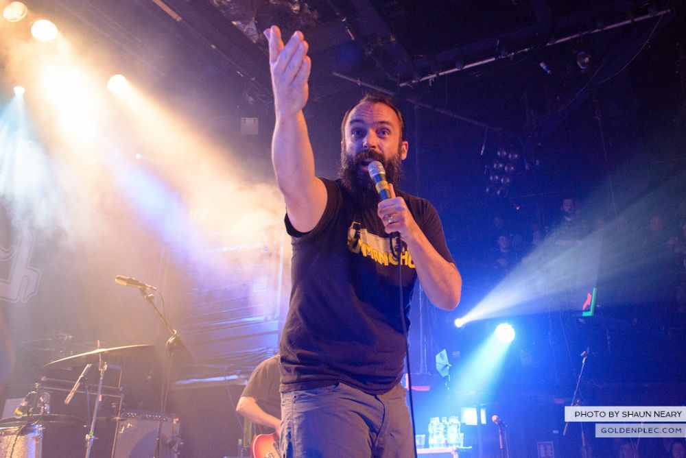 Clutch at The Academy, Dublin on May 9th 2014 by Shaun Neary-22