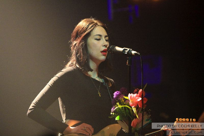 Dum Dum Girls at The Button Factory by Colm Kelly