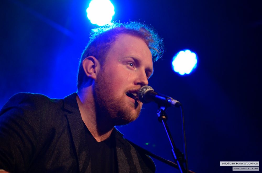 Gavin James  Fm104 gig Olympia Theatre by Mark O' Connor (3 of 10)