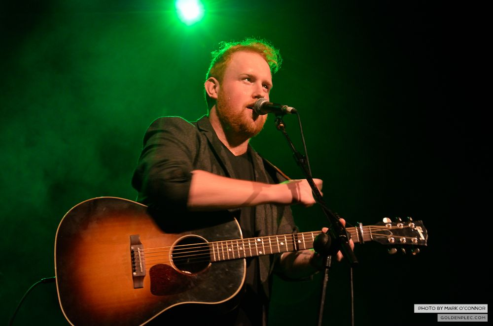 Gavin James  Fm104 gig Olympia Theatre by Mark O' Connor (5 of 10)