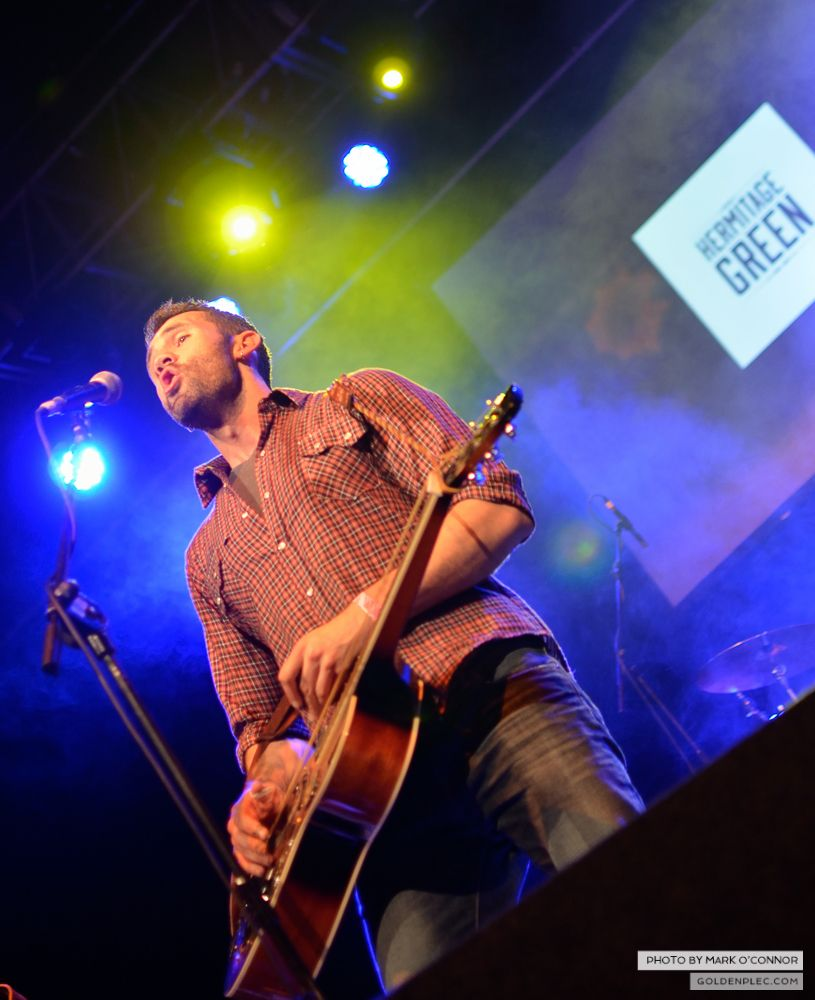 Hermitage Green  Fm104 gig Olympia Theatre by Mark O' Connor (2 of 20)