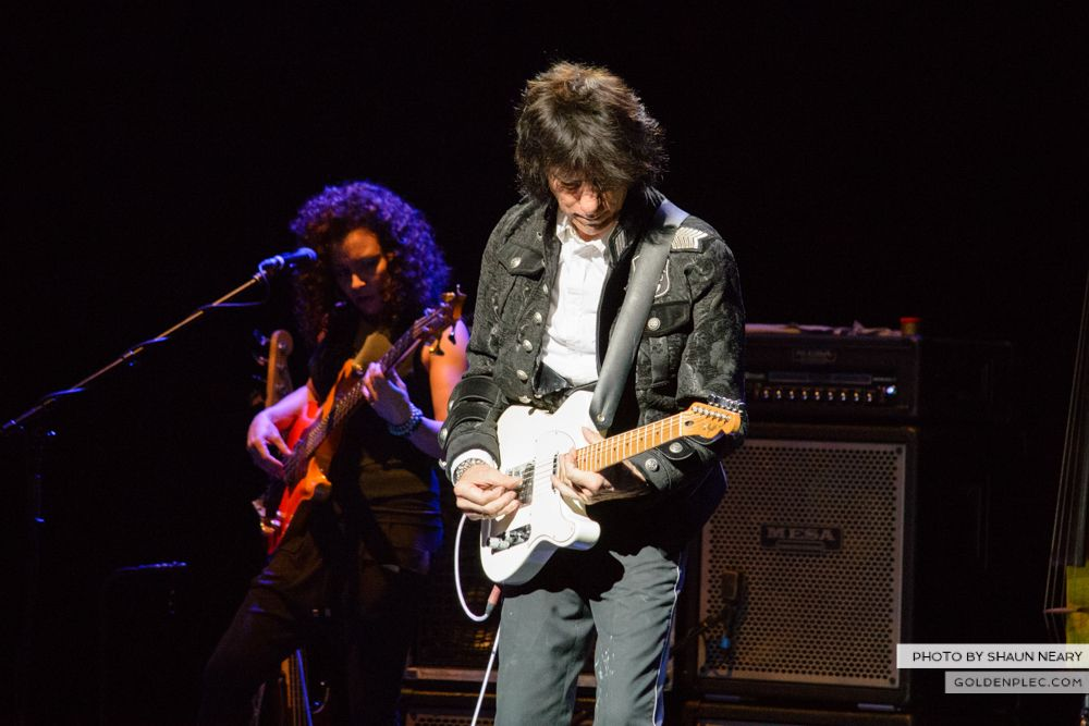 Jeff Beck at The Olympia Theatre, Dublin on May 21st 2014 by Shaun Neary-04