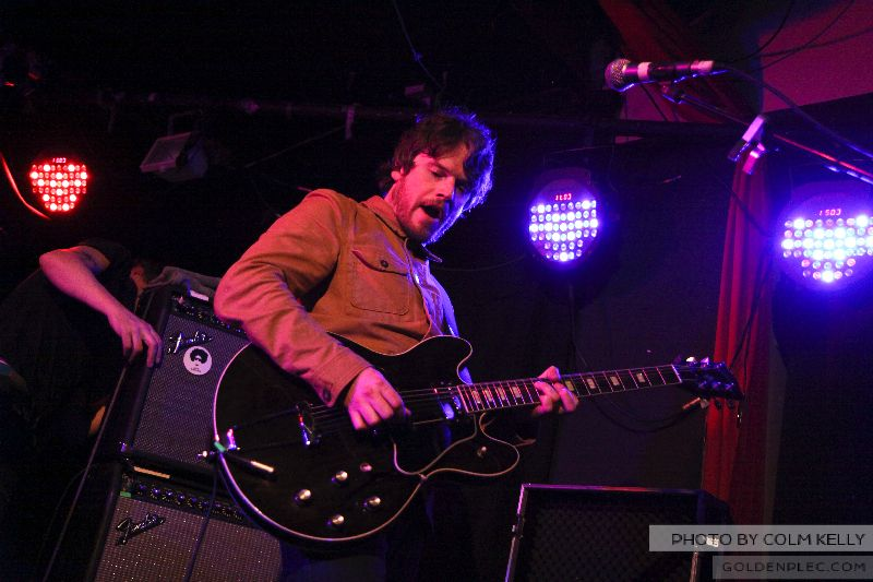 Jimi Goodwin at Whelans by Colm Kelly
