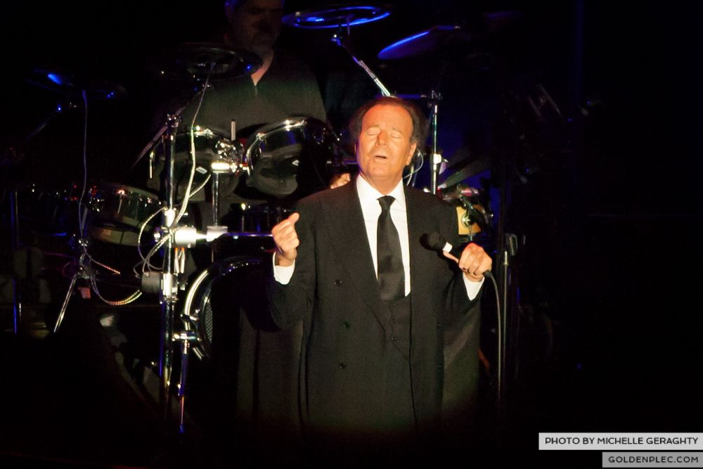 Julio Iglesias at the O2 by Michelle Geraghty-2703