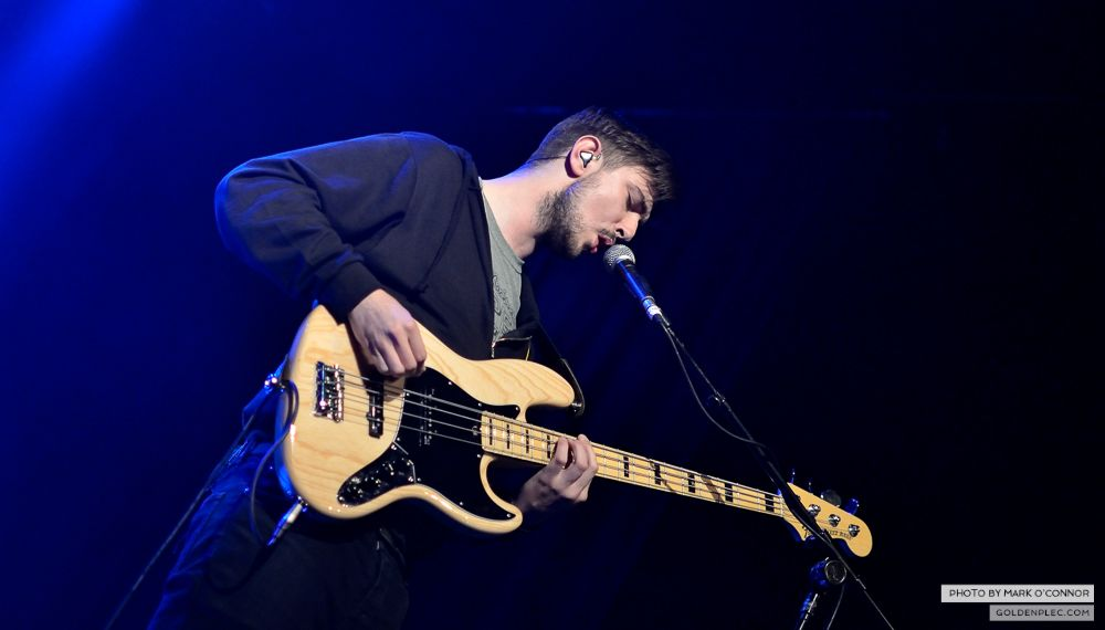 Kodaline Fm104 gig Olympia Theatre by Mark O' Connor (15 of 26)