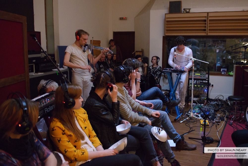 [LIVE SESSION] Meltybrains at Asylum Studios, Dublin on May 13th 2014 by Shaun Neary-07