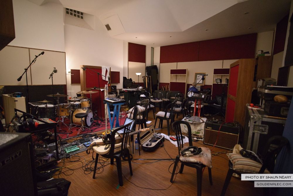 [REHEARSAL] Meltybrains at Asylum Studios, Dublin on May 13th 2014 by Shaun Neary-01