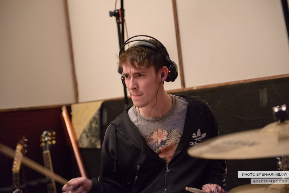 [REHEARSAL] Meltybrains at Asylum Studios, Dublin on May 13th 2014 by Shaun Neary-15