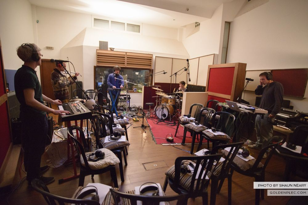 [REHEARSAL] Meltybrains at Asylum Studios, Dublin on May 13th 2014 by Shaun Neary-17