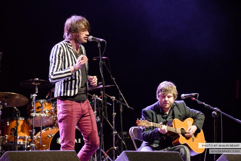 Sal Vitro at The Olympia Theatre, Dublin on May 21st 2014 by Shaun Neary-1