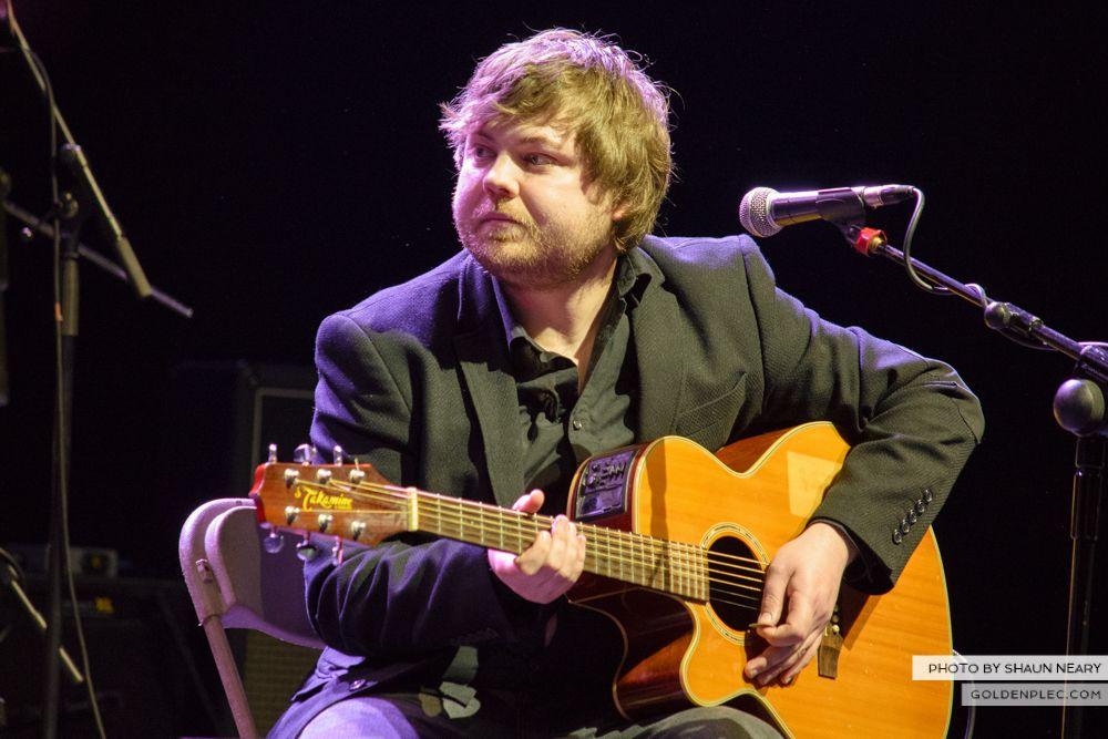 Sal Vitro at The Olympia Theatre, Dublin on May 21st 2014 by Shaun Neary-5