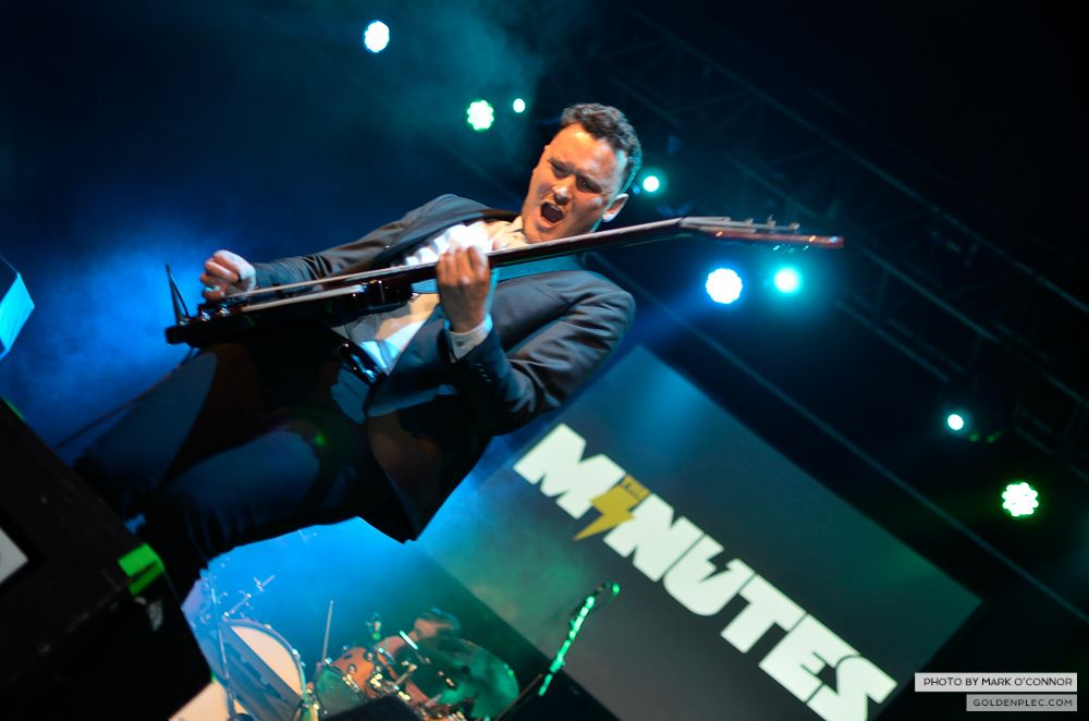 The Minutes  Fm104 gig Olympia Theatre by Mark O' Connor (13 of 20)