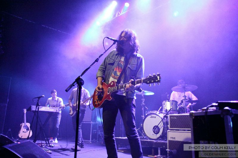 The War on Drugs at Vicar St. by Colm Kelly