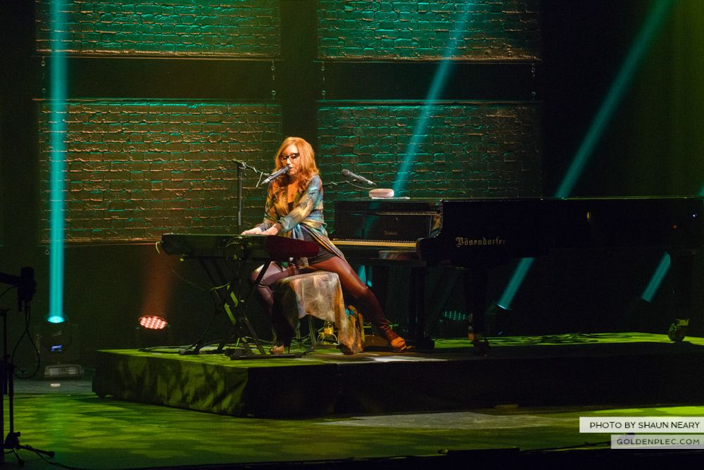 Tori Amos at The Olympia Theatre, Dublin on May 7th 2014 by Shaun Neary-18
